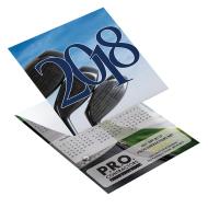 Picture for manufacturer Golf Tri-Fold Greeting Card Calendar