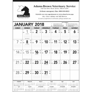 Picture for manufacturer Contractor's Memo Wall Calendar