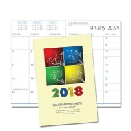 Picture for manufacturer Artsy Festive Monthly Pocket Planner (CB07)
