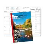 Picture for manufacturer Nature Monthly Pocket Planner (CB10)