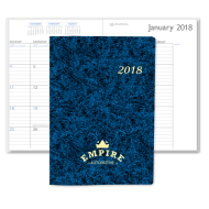 Picture for manufacturer Marble Monthly Desk Planner