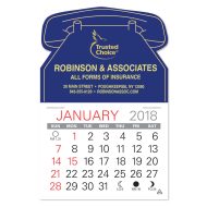 Picture for manufacturer Telephone Shape Stick-On Calendar