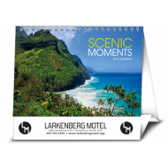 Picture for manufacturer Scenic Moments Large Desk Calendar