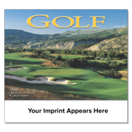 Picture for manufacturer Golf Wall Calendar