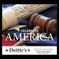 Picture for manufacturer Celebrate America Wall Calendar