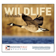 Picture for manufacturer Wildlife Portraits Wall Calendar