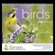 Picture for manufacturer Birds Wall Calendar