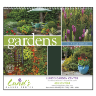 Picture for manufacturer Gardens Wall Calendar