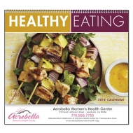 Picture for manufacturer Healthy Eating Wall Calendar