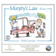 Picture for manufacturer Murphy's Law Wall Calendar