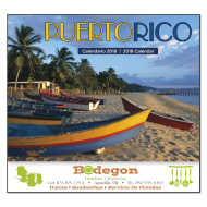 Picture for manufacturer Puerto Rico Scenic Wall Calendar