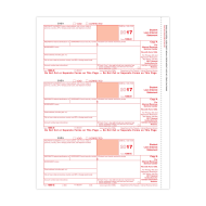 Picture for manufacturer Form 1098-E - Copy A Federal (5185)