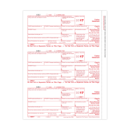 Picture for manufacturer Form 1098-T - Copy A Federal (5180)