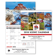 Picture for manufacturer PIA® Scenic Wall Calendar