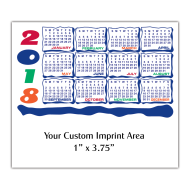 Picture for manufacturer Calendar Magnet - Colorful