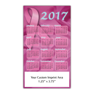 Picture for manufacturer Calendar Magnet - Breast Cancer Awareness