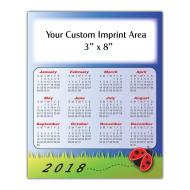 Picture for manufacturer Large Calendar Magnet - Ladybug