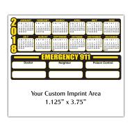 Picture for manufacturer Calendar Magnet - VIP
