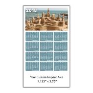 Picture for manufacturer Calendar Magnet - Sandcastle
