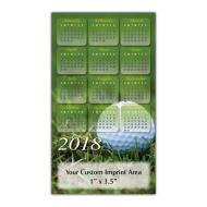 Picture for manufacturer Calendar Magnet - Golf Ball