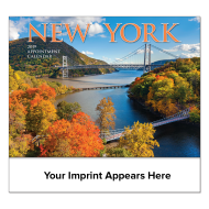 Picture for manufacturer New York State Wall Calendar