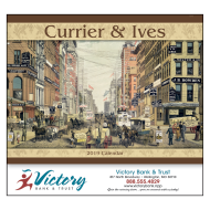 Picture for manufacturer Currier & Ives Wall Calendar