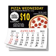 Picture for manufacturer Business Card Calendar Magnet
