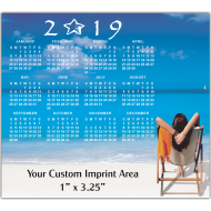 Picture for manufacturer Calendar Magnet - Beach Time