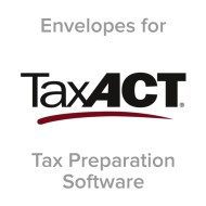 Picture for manufacturer TaxAct® Tax Envelopes