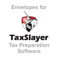 Picture for manufacturer TaxSlayer® Tax Envelopes