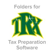 Picture for manufacturer TRX Pro® Compatible Tax Folders