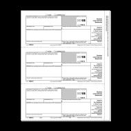 Picture for manufacturer Form 1098-E - Copy C Recipient (5187)