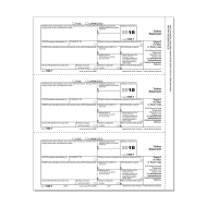 Picture for manufacturer Form 1098-T - Copy C Filer (5182)