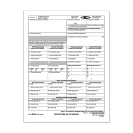 Picture for manufacturer Form W-2C - Copy C / 2- Employee Record (5316)