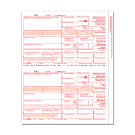 Picture for manufacturer Form 1099-R - Copy A Federal (5140)