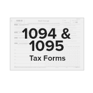 Picture for manufacturer 1094 & 1095 Healthcare Tax Forms