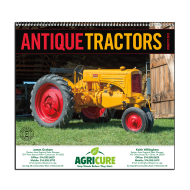 Picture for manufacturer Antique Tractors Wall Calendar