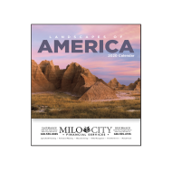 Picture for manufacturer Landscapes of America Mini Wall Calendar