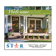 Picture for manufacturer Welcome Home Wall Calendar