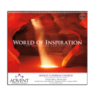 Picture for manufacturer World of Inspiration Wall Calendar