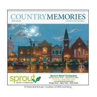 Picture for manufacturer Country Memories Wall Calendar