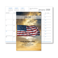 Picture for manufacturer American Flag Monthly Pocket Planner (CB04)