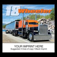 Picture for manufacturer 18 Wheeler Wall Calendar