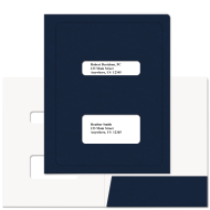 Picture for manufacturer Soft-Touch Double Window Tax Software Folders