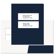 Picture for manufacturer Soft-Touch Double Centered Window Tax Software Folders