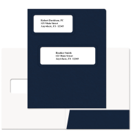 Picture for manufacturer Soft-Touch Offset Large Window Tax Software Folders