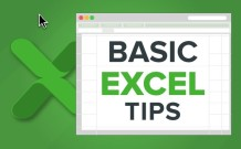 Basic Excel Tips Everyone Should Know