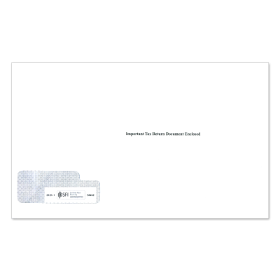 Picture of 1042S Single Window Envelope (1212)