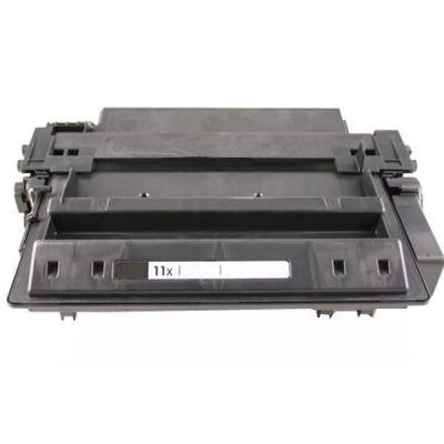 Picture of HP 11X MICR Black Toner Cartridge, High Yield (Q6511X)