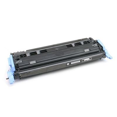 Picture of HP 124A Black Toner Cartridge (Q6000A)
